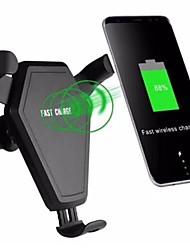 Недорогие -Автомобильное зарядное устройство / Беспроводное зарядное устройство Зарядное устройство USB Универсальный с кабелем / Беспроводное зарядное устройство Не поддерживается 1 A DC 5V для iPhone X