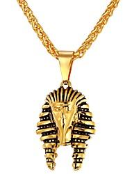 preiswerte -Anhängerketten - Modisch Gold, Silber 55 cm Modische Halsketten Für Alltag