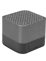 abordables -A15 Speaker Style mini Bluetooth 4.1 Micro USB Enceinte de Bibliothèque Argent / Gris / Rouge Rose