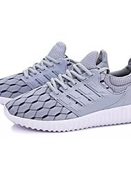 povoljno -Muškarci Cipele Til Proljeće Udobne cipele Atletičarke tenisice Crn / Sive boje / Plava