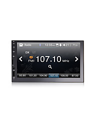 cheap -RUNGRACE 7 inch 2 DIN Other / Other OS Built-in Bluetooth / Steering Wheel Control / Touch Screen for universal Support WMV / RMVB JPEG