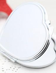 Недорогие -Зеркало Зеркальная поверхность Модерн Стекло 1pack Украшение ванной комнаты