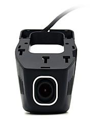 abordables -S100 1080p DVR de voiture 170 Degrés Grand angle Aucun écran (sortie par APP) Dash Cam avec Enregistrement en Boucle / Mode Parking /
