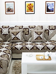 cheap -Sofa Cushion Geometric Reactive Print Cotton / Polyester Slipcovers