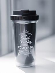 Недорогие -Drinkware Пластик / Полипропилен + ABS Бокал Теплоизолированные 1pcs