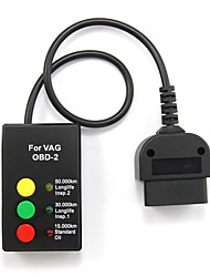 cheap -16pin Male to one Female OBD-II ELM327 Vehicle Diagnostic Scanners