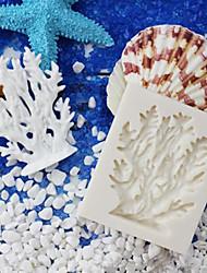 Недорогие -Инструменты для выпечки силикагель Антипригарное покрытие Для приготовления пищи Посуда Формы для пирожных 1шт