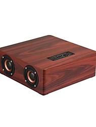 Недорогие -Q5 Bluetooth 4.2 Аудио (3,5 мм) / Слот для карт памяти TF Домашние колонки Желтый / Коричневый / Коричневый-Золотой