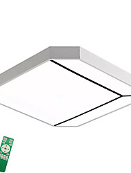 cheap -QIHengZhaoMing Flush Mount Ambient Light 220-240V, Dimmable With Remote Control, Bulb Included / 15-20㎡ / LED Integrated