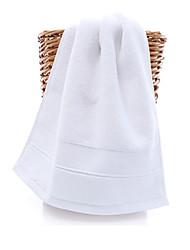 preiswerte -Frischer Stil Badehandtuch Handtuch, Solide Gehobene Qualität Polyester / Baumwolle 100% Baumwolle 1pcs