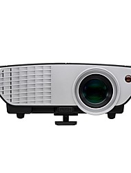 abordables -Rigal RD-803 LCD Proyector de Home Cinema LED Proyector 2000 lm Apoyo 1080P (1920x1080) 35-200 pulgada Pantalla / WVGA (800x480) / ±15°