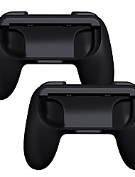 abordables -Switch Sin Cable Game Controller Grip Para Interruptor de Nintendo ,  Game Controller Grip ABS 2 pcs unidad