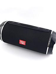 Недорогие -TG-116 На открытом воздухе V3.0 Аудио (3,5 мм) / USB / Слот для карт памяти TF Уличные колонки Красный / Синий / Светло-Зеленый