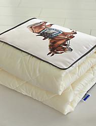 Недорогие -Комфортное качество Подголовник Складной подушка Пена с памятью Полиэстер