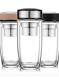 cheap -Drinkware High Boron Glass Glass Heat-Insulated / Heat Retaining 3pcs