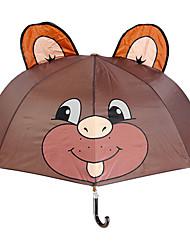 abordables -Xiaomi Tissu Garçon Ensoleillé et Pluvieux+D4935 / A l'Epreuve du Vent / nouveau Parapluie Non-Repliable