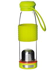 baratos -Copos Vidro de boro alto Esporte Bottle Isolamento térmico retenção de calor 1pcs