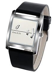 Недорогие -Муж. Наручные часы Кварцевый Черный Секундомер Повседневные часы Цифровой камуфляж Cool - Черный Один год Срок службы батареи / SSUO LR626