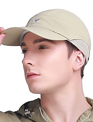 cheap -VEPEAL Hat Summer Quick Dry / Breathability / UV resistant Hiking / Outdoor Exercise / Walking Unisex Chinlon Mesh