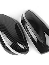 Недорогие -2pcs Автомобиль Боковые зеркала Деловые Тип пасты For Левое зеркало заднего вида / Зеркало заднего вида справа For BMW 5-й серии 2018