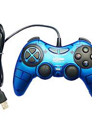 Недорогие -Проводное Игровые контроллеры Назначение ПК ,  Портативные / Вибрация Игровые контроллеры ABS 1 pcs Ед. изм