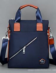 abordables -Homme Sacs Tissu Oxford Mallette Fermeture Noir / Bleu de minuit / Marron