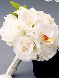 cheap -Artificial Flowers 1 Branch Single Wedding / Wedding Flowers Calla Lily Tabletop Flower