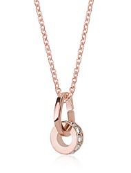 abordables -Femme Cristal Long Pendentif de collier - Doux, Mode Argent, Or Rose 48+5 cm Colliers Tendance 1pc Pour Quotidien, Sortie