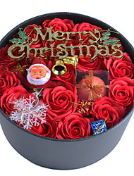 cheap -Holiday Decorations Christmas Decorations Christmas Ornaments Special Designed / Lovely Red 1pc