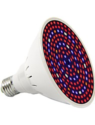 cheap -1pc 40 W 1800 lm E26 / E27 Growing Light Bulb 200 LED Beads SMD 5730 Full Spectrum Warm White / White / Red 85-265 V