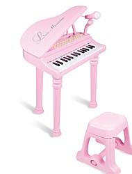 Недорогие -Intex Электронная клавиатура голос Звук Универсальные Мальчики Девочки Игрушки Подарок 1 pcs