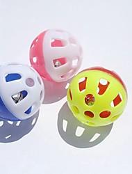 baratos -Interativo / Brinquedo de Provocação / Brinquedos que Guincham Amigo de Animal de Estimação / Brinquedo foco / Brinquedos de descompressão Plástico Para Cachorros / Coelhos / Gatos