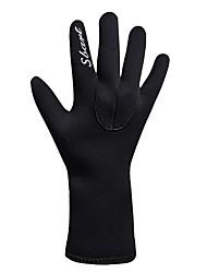 povoljno -Ronjenje Rukavice Debelo Najlon / Guma Cijeli prst Otporno na klizanje, Rastezljiva Plivanje / Ronjenje / Surfanje
