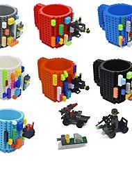 baratos -Blocos de Construir 1 pcs copo Criativo Faça Você Mesmo Brinquedos Dom