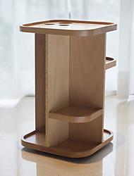 abordables -Organisation de cuisine Rangements & Porte-objets Bois Facile à Utiliser 1pc