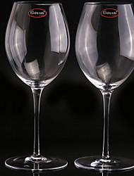 preiswerte -Glasgeschirr Glas, Wein Zubehör Gute Qualität Kreativ für Barware Einfache / Praktisch 2pcs