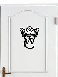 abordables -Autocollants & Scotch Design nouveau / Auto-Adhésives / Créatif Ordinaire / Moderne PVC 1pc Salle de bain