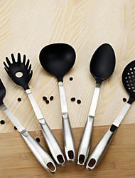 Недорогие -Кухонные принадлежности Нержавеющая сталь Кулинарные инструменты Скорость Наборы инструментов для приготовления пищи Повседневное использование 5 шт.