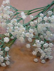 abordables -Fleurs artificielles 1 Une succursale Classique Rustique Gypsophila Arbre de Noël