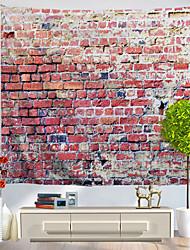 baratos -Inovador / Férias Decoração de Parede Poliéster Clássico / Vintage Arte de Parede, Tapetes de parede Decoração