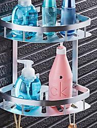 Недорогие -Полка для ванной Креатив Modern Алюминий 1шт На стену