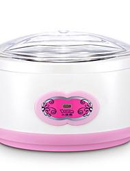 baratos -Yogurt Maker Novo Design / Total Automático Aço Inoxidável / ABS Máquina de iogurte 220 V 10 W Utensílio de cozinha