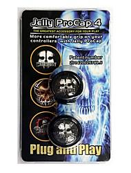 Недорогие -Игровой контроллер Thumb Stick Grips Назначение Sony PS3 / Xbox 360 / Один Xbox ,  Игровой контроллер Thumb Stick Grips Силикон 2 pcs Ед. изм