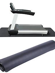 preiswerte -Matte für Laufband-Heimtrainer Mit 95cm Durchmesser NBR Schockresistent, Anti-Rutsch-, Verschleißfest Zum Yoga / Übung & Fitness / Fitnessstudio