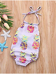 cheap -Infant Unisex Floral Swimwear