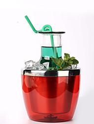 baratos -Baldes de Gelo e Refrigeradores de Vinho Aço Inoxidável, Vinho Acessórios Alta qualidade Criativo para Barware Projetado especial / Multi-Função / Fácil Uso 1pç