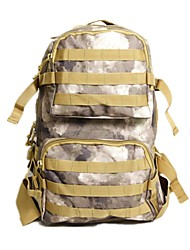 cheap -55 L Hiking Backpack - Quick Dry, Wearable Outdoor Hiking, Camping Nylon Army Green, Camouflage, Khaki