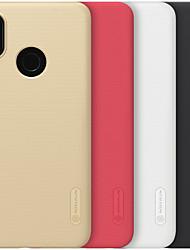 abordables -Funda Para Xiaomi Mi 8 Congelada Funda Trasera Un Color Dura ordenador personal para Xiaomi Mi 8