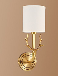 billige -Væglamper Stue / Soveværelse Metal Væglys 220-240V 5 W