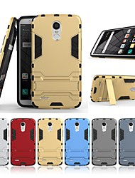 cheap -Case For LG StyLo 3 with Stand Back Cover Solid Colored Hard PC for LG StyLo 3